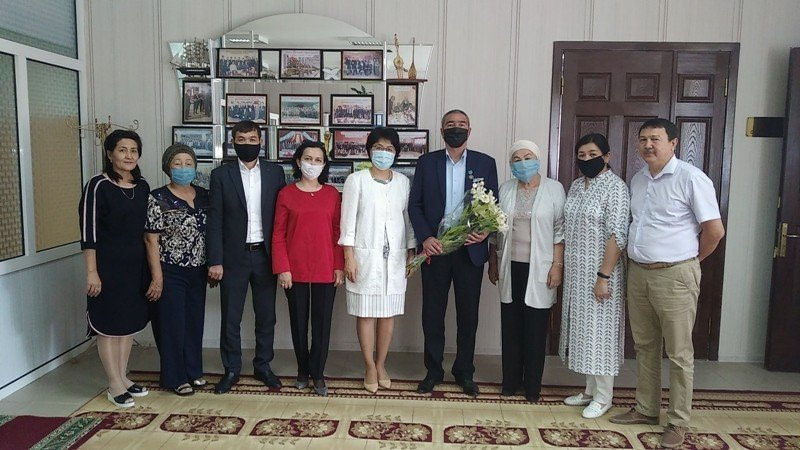 Баспасөз қызметі.doc