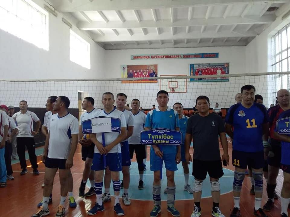 Волейболдан турнир